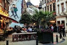 My Bruxelles with street art