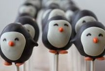Penguin Birthday Party / This board features penguin theme birthday party ideas, decor, recipes and supplies.