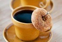 Coffee - Tea & Sweets