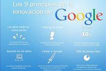 Innovación / Infografías de tendencias en innovación e innovación disruptiva  / by Universidad Mayor