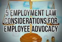 Employment Law / The Attorneys at the Office of Abogado Aly can help you with your employment law problems. In this board, you can find related pins that every business owner should be aware of in regards to employment law.