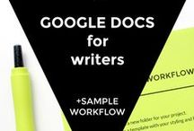 Writing / This resource features writing tips, resources and supplies.