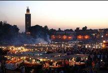 Les villes les plus trépidantes d'Afrique / Découvrez les plus belles villes d'Afrique, dont Marrakech
