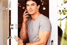 Ian=loverrrrr / Ian somerhalder ..............the most gorgeous man alive.....and he tops Channing Tatum  / by Sarah🍍 Dudney