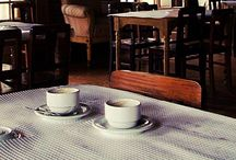 cafe / Cafe, interior, coffee, window, chairs...