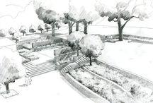 Gargens / Garden Ideas