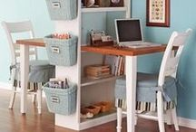 Small Spaces Ideas / This board features small spaces ideas, inspiration, DIY, decor and supplies.