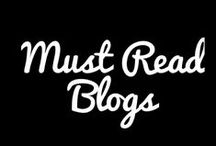 Must Read Blogs / Must Read Blogs are all about natural, nontoxic, green and healthy lifestyle practices from food and nutrition to skincare and hair care that we love.