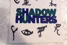 ShadowHunters / the mortal instruments, the infernal devices, the dark artifices, shadow hunters(I love them all plus people say I look a lot like Emma Carstairs and act like her)  / by Lindsey Collins