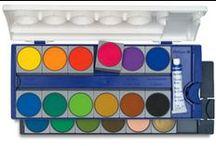 Art - Useful supplies