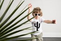 WILD BOYS & GIRLS / Hip urban apparel and decor for cool kids and even cooler parents