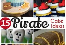 Pirate Birthday Party / This board features pirate theme birthday party ideas, decor, recipes and supplies.