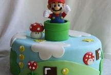 Super Mario Birthday Party / This board features Super Mario theme birthday party ideas, decor, recipes and supplies.