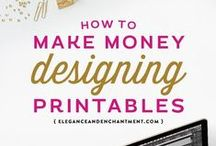 Printables Tips & Tutorials / This board features printables tips and tutorials for making and selling.