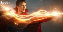 Doctor Strange Outfits / Ever wonder how to be as magical as Stephen Strange? Here is a little sparkle to try! #DoctorStrange #Marvel #Movie #BenedictCumberbatch > http://www.spotern.com/fr/media/1402/doctor-strange