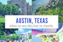 Texas Tourists / The best spots to visit if you're a tourist in Texas. Here's how to live like a local as pinnned by Abogado Aly.