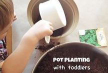 for tiny tots & twos / Activities and other ideas for toddlers. / by Bambini Travel