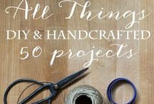 DIY: Crafts/Gifts / by Kip Britt