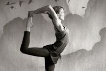 Ommmm Yoga  / Are you a yogi yet? That's alright (neither are we). Keep with the practice.