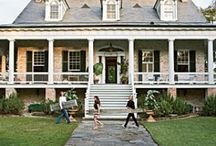 Home: Exteriors/Curb appeal / by Kip Britt