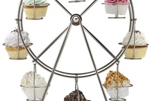 Weird and Wonderful Cupcake Stand Ideas