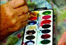 Expressive Art therapy / by Catherine Lamb