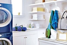 Home: Laundry/Mudrooms / by Kip Britt