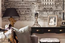 Fornasetti / Playfulness and humour are important - Fornasetti the master of creative design