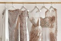 Wedding Dress / Bridal dress inspiration for the chic, glamorous, and elegant bride.