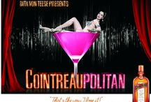 Dita Von Teese Cointreau Collections
