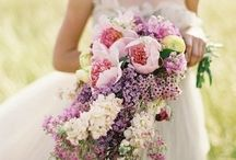 Wedding Bouquets / Beautiful bridal bouquet inspiration for the romantic dreamy bride.