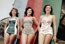 Vintage and Retro Swimsuits