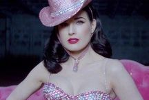 Dita does... Hats!