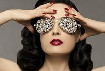 Dita does...Glasses!