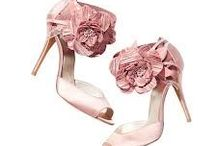 Wedding Shoes / Inspiration and ideas to add that touch of glam to your bridal look with gorgeous bridal shoes.