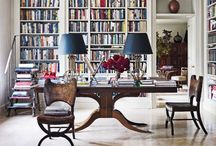 Living space: library
