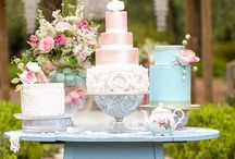 Wedding Desert Table / Sweet treats for your guest to enjoy.