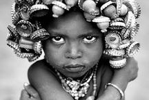 CHILDREN FROM THE AFRICA