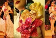 Dita does....flowers