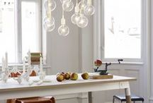 Lighting / Beautiful lighting design that inspires us!