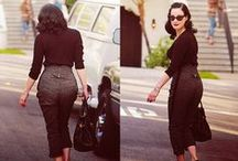 Dita does.....pants