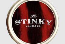 Stinky Candles
