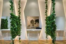 Salons / Gorgeous places to sit and be pampered!
