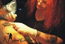 Tatuaż - Elbląg - Tattoo Studio '' Kawał Cholery '' kawalcholery@interia.pl / Moje projekty i tatuaże... :)
