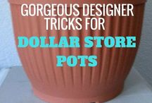 DIY: Planters/Stands/Potting Tables,etc. / by Kip Britt