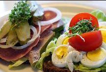 Danish food / by Mette Loftager
