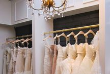 Bridal Boutique ideas / Inspiration and ideas for styling your new bridal boutique.