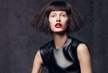Hair by the Rita Hazan Team