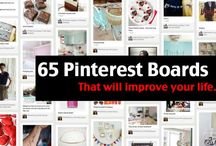 Info: Pinterest tips & ideas / by Kip Britt
