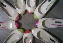 Balerini #Garkony Studio / Balerinii sunt pantofii care nu se demodeaza niciodata. Comozi, usori si in trend pot fi purtati cu incredere la orice tinuta.